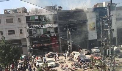 Blast rocks Lahore again; 8 killed, 30 injured