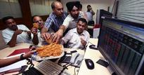 Sensex jumps to 1-month high as BJP leads exit polls