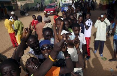 Nigeria election: Partial extension of voting to Sunday