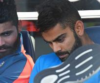 Virat Kohli warned by BCCI for Abusive Behaviour
