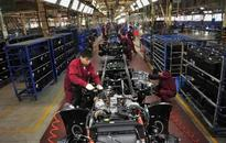 China July factory activity shrinks most in two years: Caixin PMI