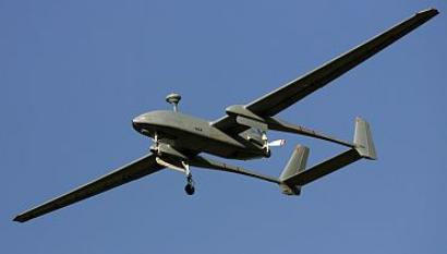 IAF's Unmanned Aerial Vehicle crashes near Bhuj