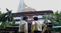Sensex takes 330 point hit on sell-off in European markets