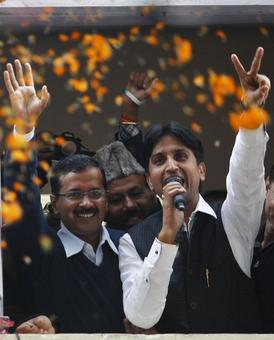 AAP will contest LS polls; its fight doesn't end in Delhi: Kejriwal