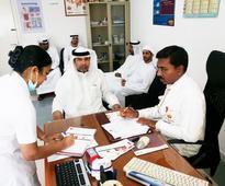 GMC Hospitals in Ajman, Sharjah, Fujairah conduct free health camps