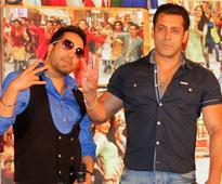 'Mika Has Stolen my Song,' Says Salman Khan