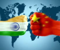 China beats India by a huge margin