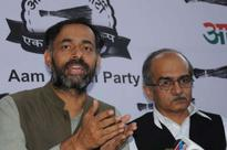 Have no issues over Arvind Kejriwal as National Convenor: Yogendra Yadav