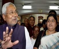 Nitish Kumar inducts gangster's widow Lacy Singh in cabinet