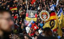 Anti-Islam Movement PEGIDA Stages Protests Against Refugees Across Europe