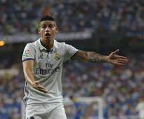 La Liga: James Rodriguez played well, will stay at Real Madrid, says Zinedine Zidane