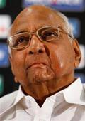 Sharad Pawar's helicopter makes emergency landing