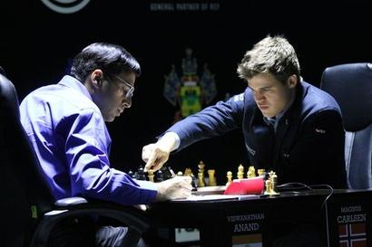 Carlsen retains world title, Anand bows out
