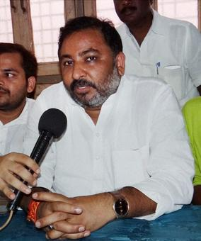 Maya abuser Dayashankar Singh arrested; sent to 14 day judicial custody