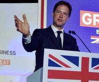Britain Will Work Hand in Glove with India in Economic Development: Nick Clegg