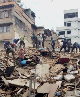 Over 700 killed as 7.9 quake rocks Kathmandu