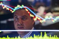 Wall St. falls sharply after weak China data