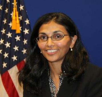 Nisha Biswal to visit India to lay ground work for Obama trip