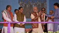 As it happened: Modi speaks on note ban in Gujarat, Oppn says he's 'factually w...