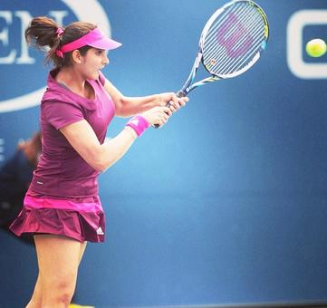 Indians at US Open: Sania Mirza in women's doubles semis