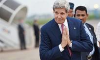 Kerry arrives in India amidst WTO stand-off