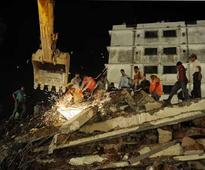 Tamil Nadu: Woman dies as balcony collapses in govt building