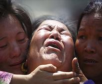 As Nepali sherpa families cremate Everest avalanche victims, anger grows