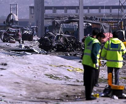 Kabul: Over 20 killed in car bomb explosion