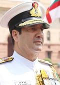 Admiral R.K. Dhowan appointed new Navy chief