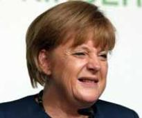 Merkel keen to find 'path to peace' over Ukraine crisis