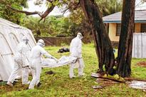 Ebola 'out of control' in Africa
