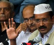 Congress slams Kejriwal, says 'laboratory of AAP experiment on fire'
