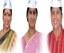 Delhi assembly gets only 3 women members, all belong to AAP