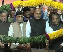Rebel RJD leader Ram Kripal Yadav joins BJP