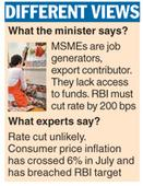 Demand for rate cut