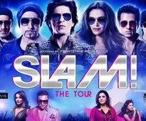 Shah Rukh Khan goes big for 'Happy New Year', launches SLAM! THE TOUR