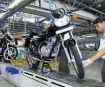 Bajaj Auto rallies 5% post April sales