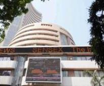 Sensex opens in red, down 75 points on profit-booking, weak economic data