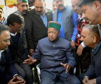 HP polls: CM Virbhadra Singh's son included in candidates' list