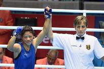 Mary Kom wins Asian Games boxing gold