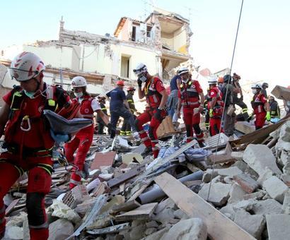 6.2 earthquake kills 120 in Italy