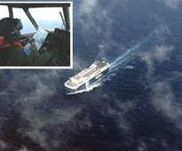 Malaysia jet 'turned back and flew some distance into Malacca Strait': Source