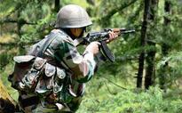 Infiltration bid foiled in Kashmir; four militants killed