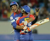 IPL 7: Duminy, Karthik end Delhi's drought with win over Kolkata