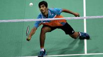Srikanth wows, bows out