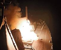 US and allies strike IS targets in Syria