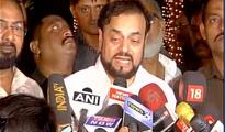 If it's Ramgopal vs Amar Singh, Ramgopal should have been there: Abu Azmi