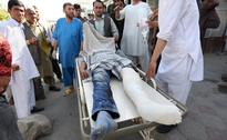61 dead over 200 injured as twin blasts hit mass protest by Shiite minority in Kabul
