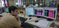 Sensex Rises Over 150 Points in Choppy Trade