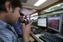 Sensex edges higher but caution remains on global woes